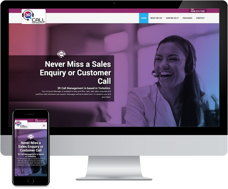 web design example in harrogate